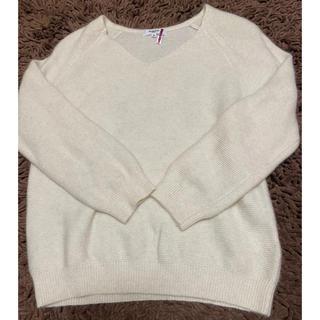 エヌナチュラルビューティーベーシック(N.Natural beauty basic)のナチュラルビューティーベーシック セーター 美品(ニット/セーター)