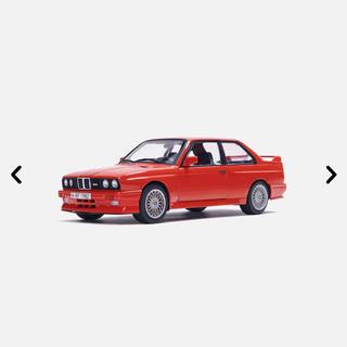 ビーエムダブリュー(BMW)のKith for BMW M3 E30 Diecast Replica-Red(ミニカー)
