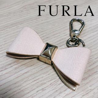 フルラ(Furla)のリボンキーリング(キーホルダー)
