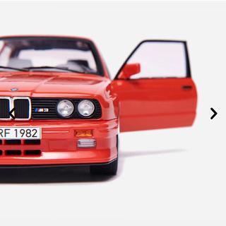 BMW - KITH FOR BMW M3 E30 DIECAST REPLICA