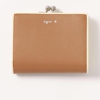 アニエスベー(agnes b.)のagnes b. 二つ折り財布(財布)