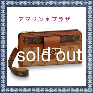 LOUIS VUITTON - ☆新品未使用☆長財布 財布