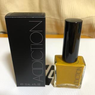 ADDICTION - アディクション ネイルポリッシュ Volcano 076 限定、完売色。新品