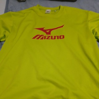 ミズノ(MIZUNO)のミズノtシャツ l(トレーニング用品)