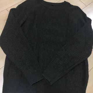 ムジルシリョウヒン(MUJI (無印良品))の無印良品◎セーター◎カーキ(ニット/セーター)