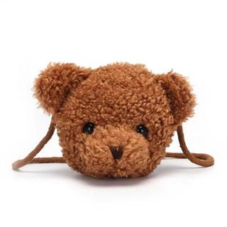 クマ ポシェット バッグ ショルダー(ポシェット)