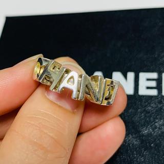 シャネル(CHANEL)のCHANEL リング シルバー #15(リング(指輪))