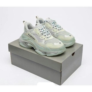 Balenciaga - Balenciaga Triple S Rice white/grey