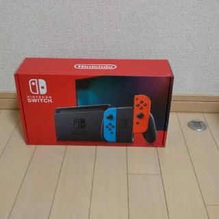 Nintendo Switch - 新品未開封!switch 任天堂スイッチ本体 ネオン