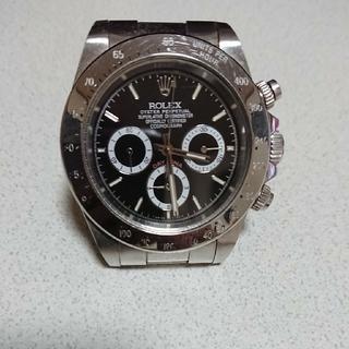 クロノグラフ 自動巻き 腕時計