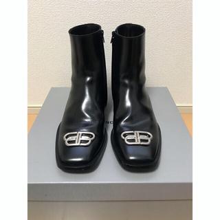 Balenciaga - balenciaga rim bb ジッパー ブーツ