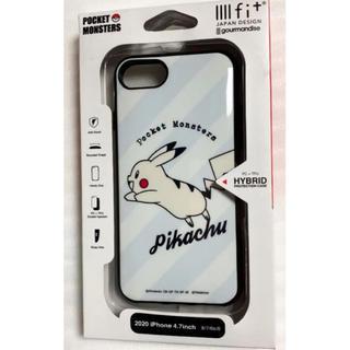 ポケモン(ポケモン)のポケットモンスター IIIIfi+(R)iPhone8/7/6s/6対応(iPhoneケース)