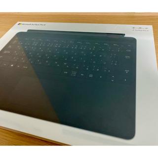マイクロソフト(Microsoft)の新品 Surface Pro X キーボード 英字配列 QJW-00021(PC周辺機器)