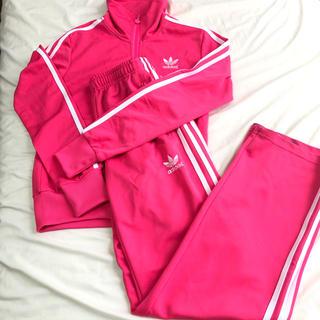 adidas - adidas set up jersey pink