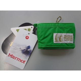 マーモット(MARMOT)のmarmot 財布(登山用品)