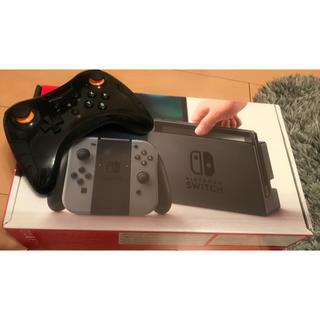 Nintendo Switch - 任天堂 switch  旧型 社外コントローラーセット