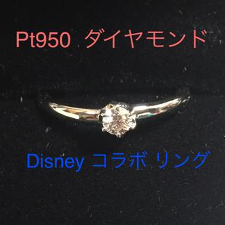 4℃ - Disney Pt950 ダイヤモンドリング★
