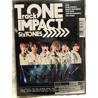 Johnny's - SixTONES  TrackONE-IMPACT  (初回盤)