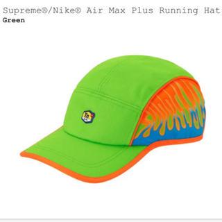シュプリーム(Supreme)のSupreme/Nike Air Max Plus Running Hat 緑(キャップ)