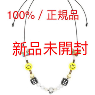 OFF-WHITE - EVAE SMILEY NECKLACE サルーテ 新品未使用