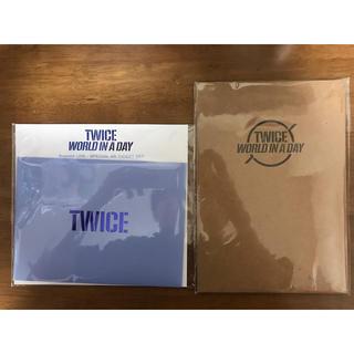 ウェストトゥワイス(Waste(twice))のTWICE フォトフィルム ARチケット トレカ セット サナ(K-POP/アジア)