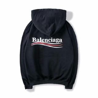 バレンシアガ(Balenciaga)のBALENCIAGA パーカー 男女兼用(パーカー)