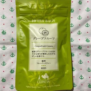 ルピシア(LUPICIA)の【ルピシア】グレープフルーツ/緑茶(茶)