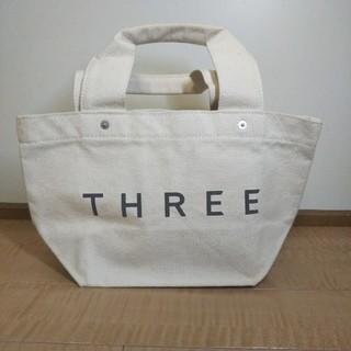 THREE - THREE AOYAMA トートバッグ