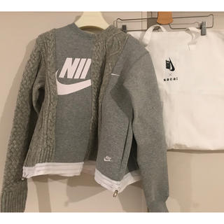 sacai - sacai x Nike スウェット