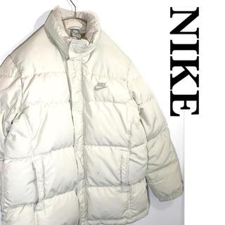 NIKE - NIKE ナイキ ダウンジャケット 白