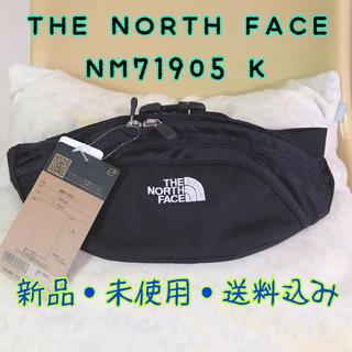 THE NORTH FACE - ⭐️ 【新品⑥】ノースフェイス グラニュール 黒 ウエストポーチ⭐️