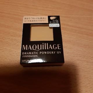MAQuillAGE - マキアージュ ドラマティックパウダリー UV Bオークル10 (レフィル) SP