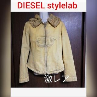 ディーゼル(DIESEL)の⚡超レア⚡ほぼ一点物.*˚/DIESEL/StyleLab  /デニム/L(Gジャン/デニムジャケット)