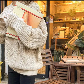 TODAYFUL - F.DOM♡vintage cable over knit