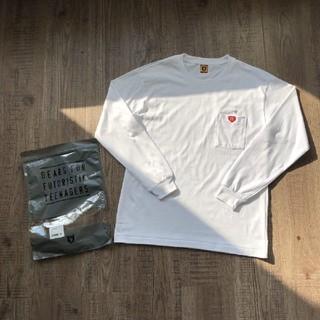 ジーディーシー(GDC)のHuman Made コットン Tシャツ  GDC(Tシャツ(長袖/七分))