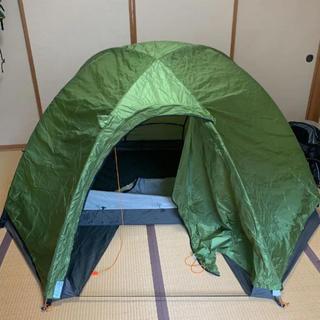 アライテント(ARAI TENT)のドマドームライト2 専用グランドシート付き(テント/タープ)