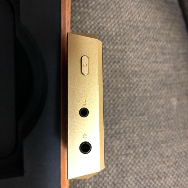 iriver(アイリバー)の限定品 AK 1000M ROYAL GOLD スマホ/家電/カメラのオーディオ機器(ポータブルプレーヤー)の商品写真