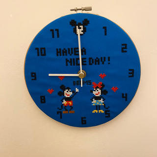 ビームス(BEAMS)のbeams ディズニー 掛け時計(掛時計/柱時計)