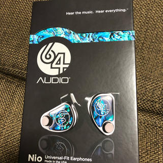 iriver -  64audio NIO