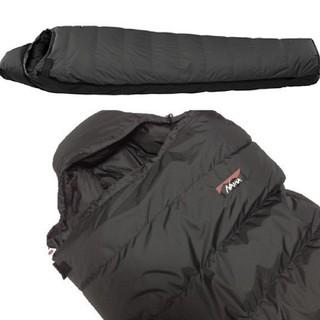 ナンガ(NANGA)のオーロラ750DX レギュラー日本製シュラフ(NANGA/ナンガ) ブラック(寝袋/寝具)