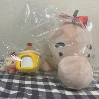 ニンテンドウ(任天堂)のどせいさん ぬいぐるみ 2種類セット(ぬいぐるみ)