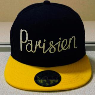 メゾンキツネ(MAISON KITSUNE')のMAISON KISUNE' PARISIEN NEW ERA CAP(キャップ)