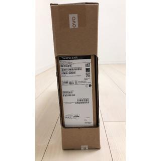 Lenovo - 新品未開封 Lenovo ThinkPad E495 65wアダプタ
