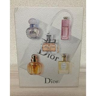 Dior - ディオール ミニ 香水 セット