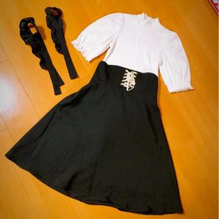 マジェスティックレゴン(MAJESTIC LEGON)の美品 アンクルージュ&マジェスティックレゴン セット♡(セット/コーデ)