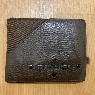 DIESEL - diesel 二つ折り財布