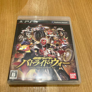 PlayStation3 - ps3 仮面ライダーバトライドウォー
