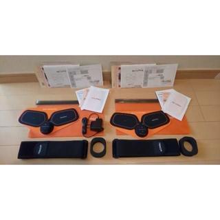 シックスパッド(SIXPAD)のSIXPAD Body Fit2 2台 販売(購入)証明・メーカー保証付き(トレーニング用品)