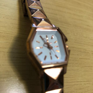 DIESEL - ディーゼル DZ-5350 レディース  腕時計 スタッズ ピンクゴールド
