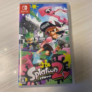 Nintendo Switch - スプラトゥーン switch (ケースのみ)